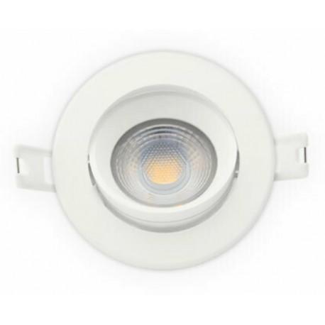 SPOTLIGHT 550Lm 830 - 40° - perçage 70 Blanc chaud