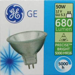 GE MR16 PRECISE CONSTANT COLOR EXN/CG 50W 12V