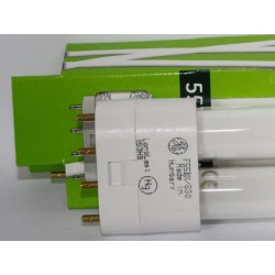 GE Biax L LongLast 55W/865 2G11 4p ( F55BX/865)