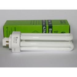 Ampoule fluocompacte GE Biax T/E 42W/835/4P