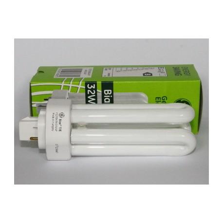 Cfl GE Biax T/E 32W/835/4P