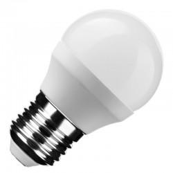 Ampoule LED E27 sphérique G45 Dimmable 6W 3000°K