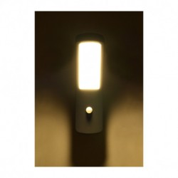 Wall sconce LED GU10 x 2, Charcoal Gray