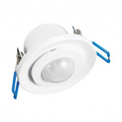 Détecteur de mouvement infrarouge LED encastrable 360°ED encastrable 360°
