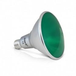 Ampoule LED E27 PAR38 16W Vert