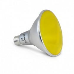 Ampoule LED E27 PAR38 16W Jaune