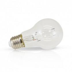 Ampoule filament LED COULEUR E27 2W VERT