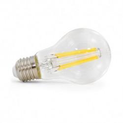 Ampoule filament LED E27 6W 4000K Lumière blanche 880 lumen