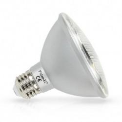 Ampoule LED PAR30 E27 12W 3000 Kelvin blanc chaud 950 lumen