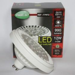 LED ES111 14W Lumière blanche