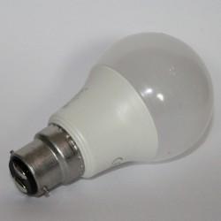 Ampoule LED B22 classic Filament Dépoli 10W 3000 Kelvin blanc chaud 880 lumen