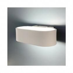 Applique murale LED blanc 6W 4000 Kelvin IP20
