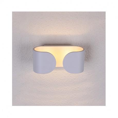 LED spotlight, LED on rail white 30W pink 1650 lumen + Adapter 3 times