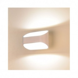 Applique murale LED blanc 3W 3000 Kelvin IP20
