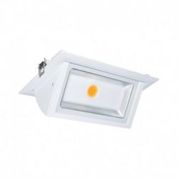 Spot gimbal white LED adjustable 3 X 10 Watt 4000 Kelvin 3 X 940 lumen white light