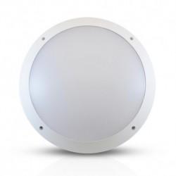 Hublot LED Ø300 18W 3000 Kelvin, 1450 Lumens pir Sensor + Twilight