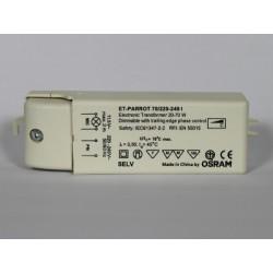 Transformateur 12V OSRAM ET-PARROT 70/220 - 240