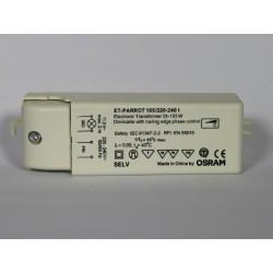 12V transformer OSRAM ET-PARROT 105/220 - 240