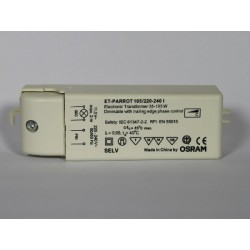 Transformateur 12V OSRAM ET-PARROT 105/220 - 240