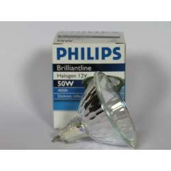 Bulb PHILIPS BRILLANTline 50W 12V 36D