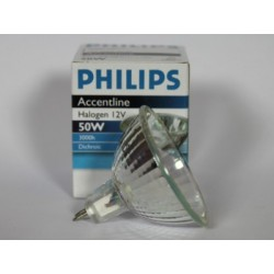 Bulb PHILIPS ACCENTLINE 50W 12V 24D