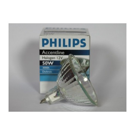 Ampoule PHILIPS ACCENTLINE 50W 12V 36D