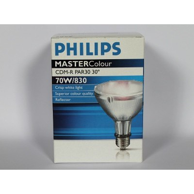 Philips CDM-R 70W//830 par30L 40D E27 Neu