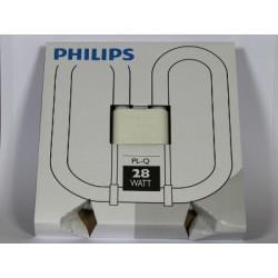 Ampoule fluocompacte PHILIPS PL-Q 28W/830/2p