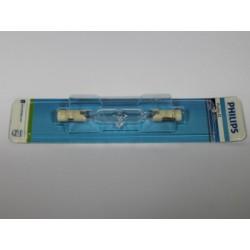 Ampoule halogène PHILIPS Plusline ES 78mm 2y 120W R7s 230V
