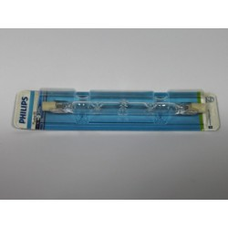 Ampoule halogène PHILIPS Plusline ES 118mm 240W R7s 230V
