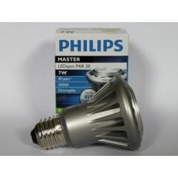 LED bulb PHILIPS MASTER LEDSPOT LV PAR20 7W