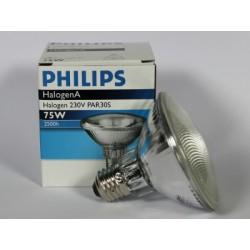 Ampoule PHILIPS HalogenA PAR30S 75W 230V 10D