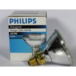 Ampoule PHILIPS HalogenA PAR38 100W 230V 12D