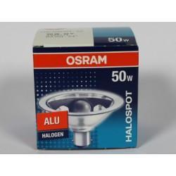 Ampoule OSRAM HALOSPOT 70 50W 12V 41990 FL BA15d 24°
