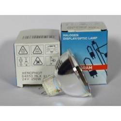 Ampoule OSRAM HLX 64653 XENOPHOT 24V 250W ELC OSRAM