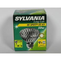 Light bulb SYLVANIA HI-SPOT ES 63 GU10 50W 240V 25°