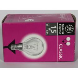 Ampoule sphérique E14 15W