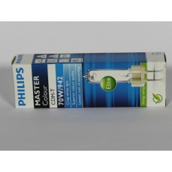 Ampoule PHILIPS MASTERColour CDM-T Elite Light Boost 70W/942