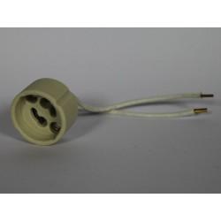 Douille halogène ou LED GU10