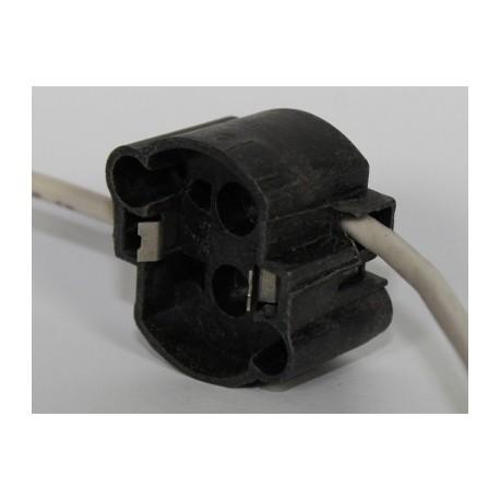 Socket Iodide Metallic base G12