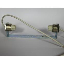 Douille Iodure Metallique culot R7s 70W