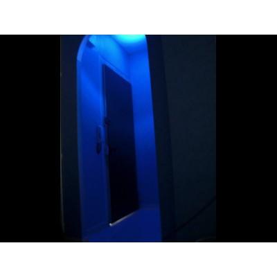 Lampadina led gu10 3w blu for Lampadina led 3w
