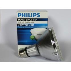 Ampoule PHILIPS MASTERColour CDM-R Elite 70W/930 E27 PAR30L 10D
