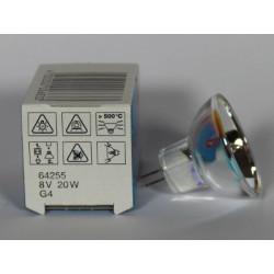 Ampoule OSRAM 64255 8V 20W GERMANY