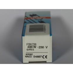 Ampoule OSRAM FSX 400W 230V
