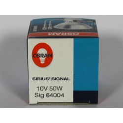 Ampoule OSRAM 64004 10V 50W SIG
