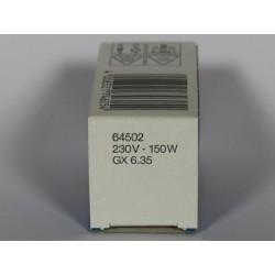 Ampoule OSRAM 64502 230V 150W GX6.35