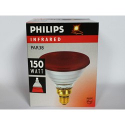 Ampoule PHILIPS INFRARED PAR38E 230V 150W