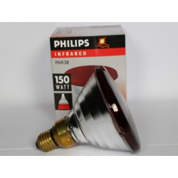 PHILIPS INFRARED PAR38E 230V 150W