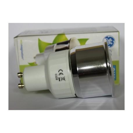 Ampoule fluocompacte GE GU10 9W 827